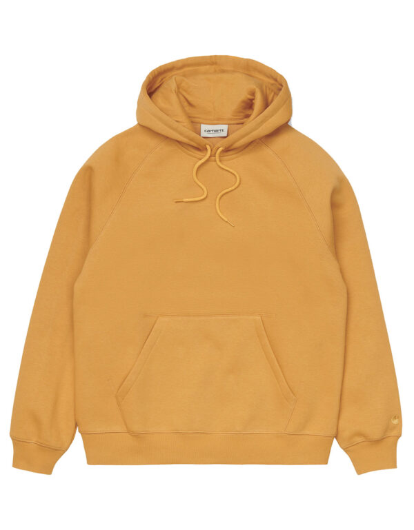 Carhartt WIP Womens Hooded Chase Sweat winter sun 1