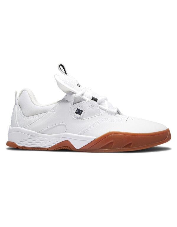 DC Shoes Kalis S white 1