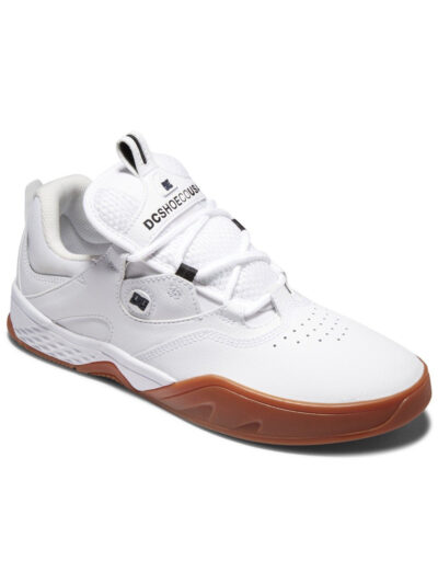 DC Shoes Kalis S white 2