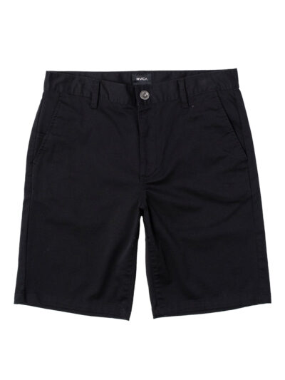 RVCA Weekend Stretch Short black