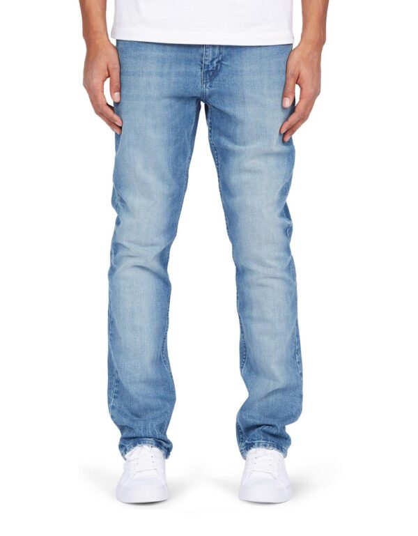 DC Shoes Worker Straight Jeans vintage wash MODEL2