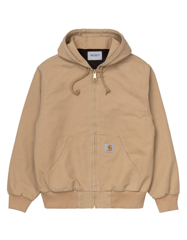 Carhartt WIP Active Jacket (summer) dusty hamilton brown
