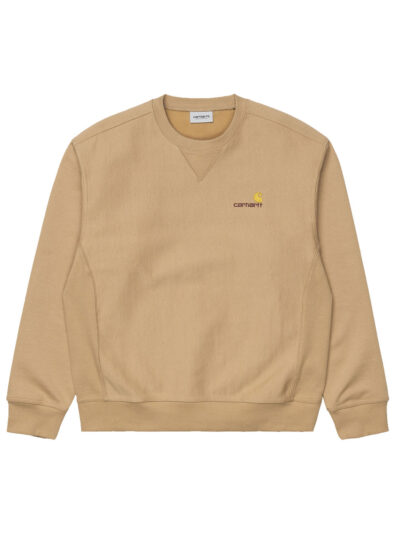 American Script Sweat DUSTY HAMILTON