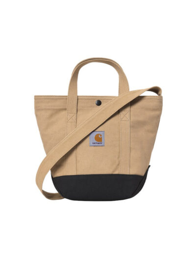 Canvas Small Tote DUSTY HAMILTON BROWN