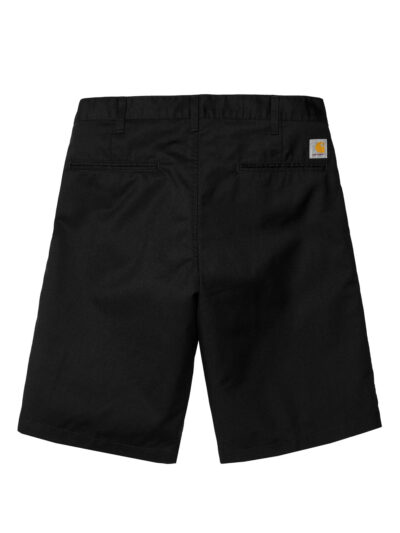 Carhartt WIP Presenter Shorts black