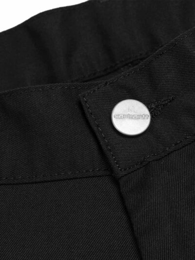 Carhartt WIP Presenter Shorts black DETAIL1