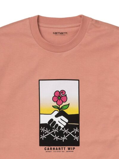 Carhartt WIP SS Together Tee melba DETAIL