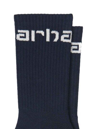Carhartt WIP Carhartt Socks dark navy DETAIL