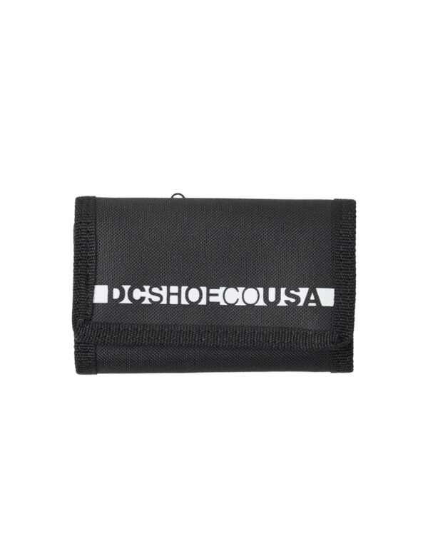 DC Shoes Ripstop 2 Wallet black 1