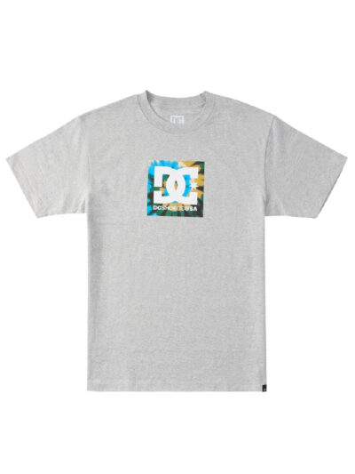 DC Shoes SS Square Star Tee grey 1