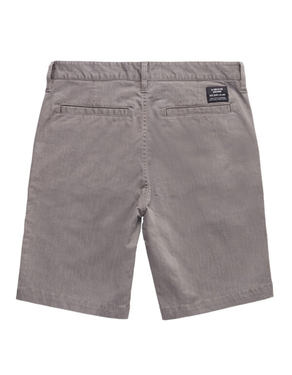 DC Shoes Worker Chino short grey 2