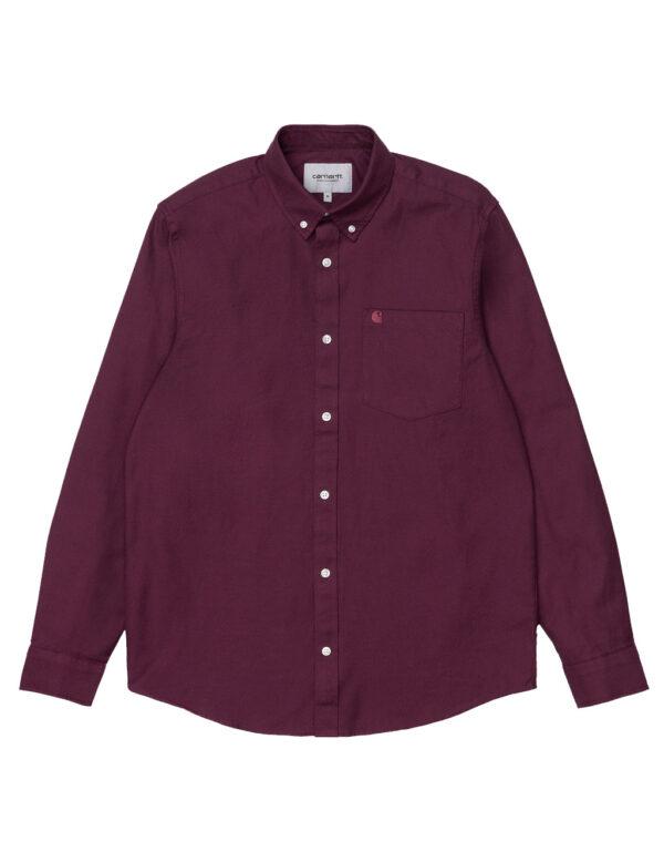 Dalton Shirt SHIRAZ TULIP