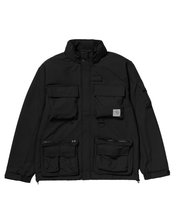 Elmwood Jacket BLACK