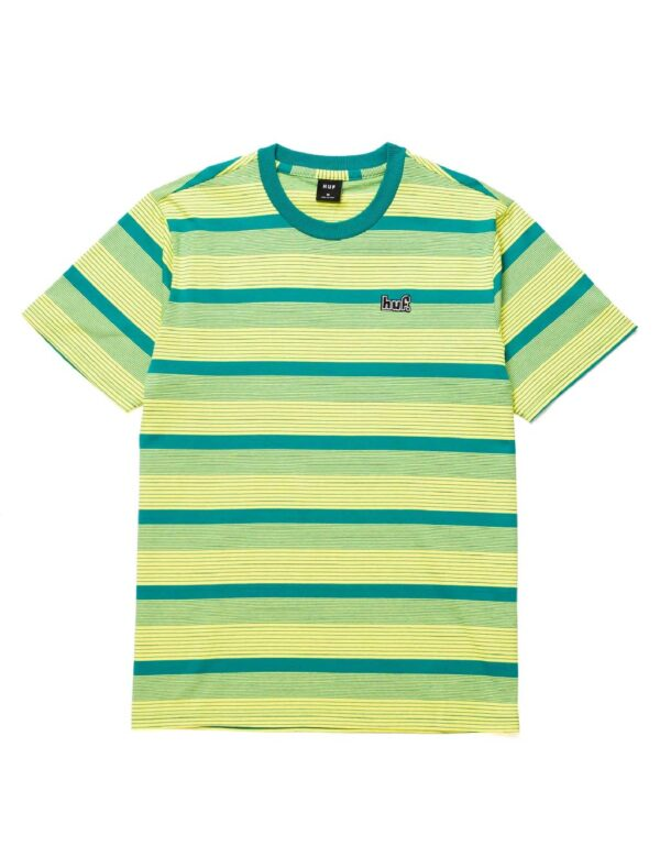 HUF SS Berkley Stripe Knit Top 1