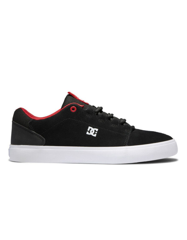 DC Shoes Hyde black red 1