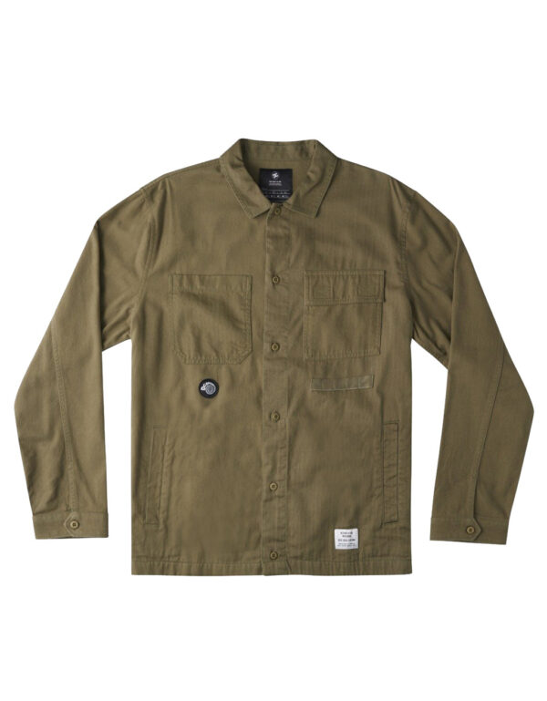 DC Shoes Jungle Overshirt