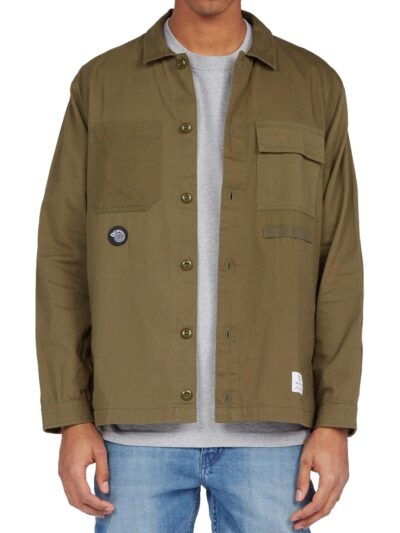 DC Shoes Jungle Overshirt MODEL1