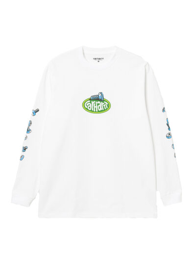 Carhartt WIP LS Screw Tee