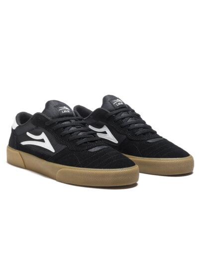 Lakai Cambridge shoe black gum suede 2
