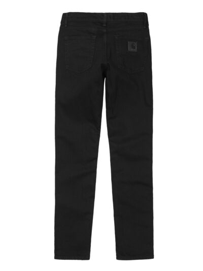 Rebel Pant BLACK MID WORN WASH
