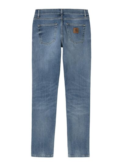 Rebel Pant BLUE MID USED WASH