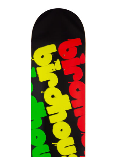 Birdhouse Rasta Triple Stack