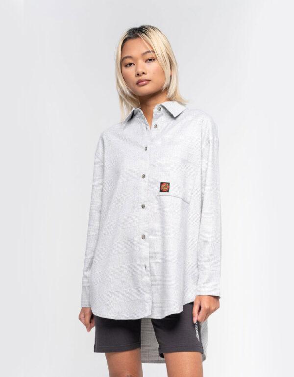 Santa Cruz LS Coombe Shirt check 1