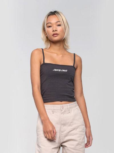 Santa Cruz Strip Vest black wash 1