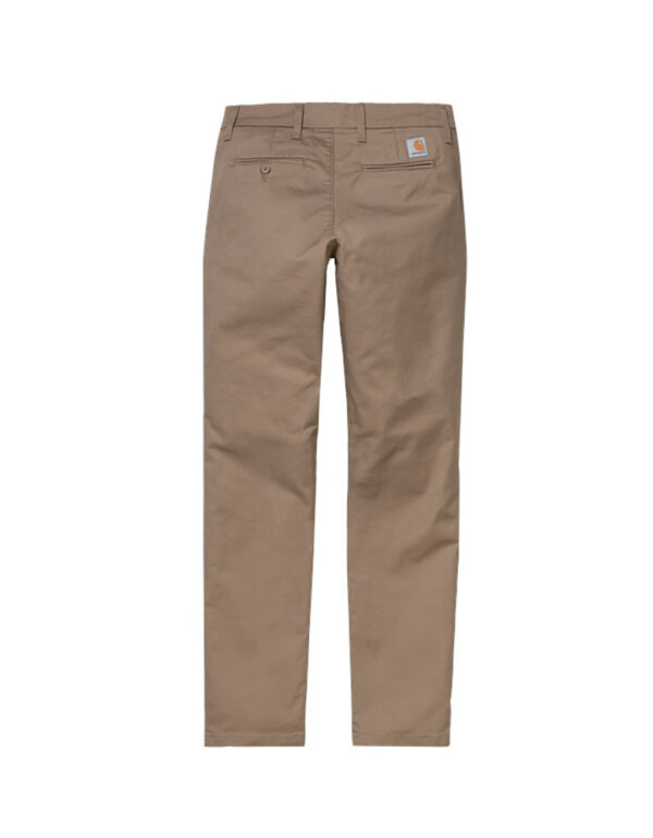 SID Pant Leather Rinsed