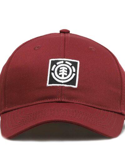 Tree Logo Cap red 2