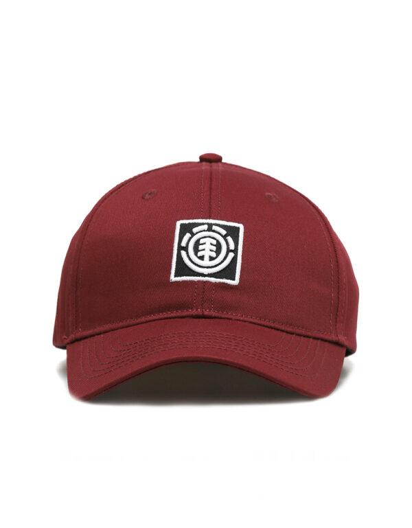 Tree Logo Cap red 3