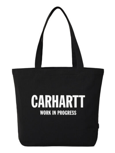 Carhartt WIP Wavy State Tote black 2