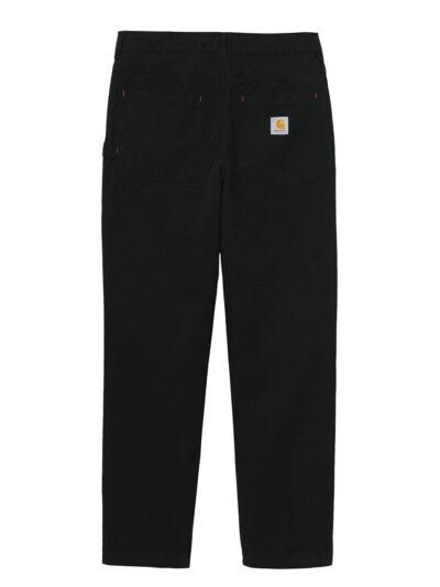 Carhartt WIP Wesley Pant black garment dye 1