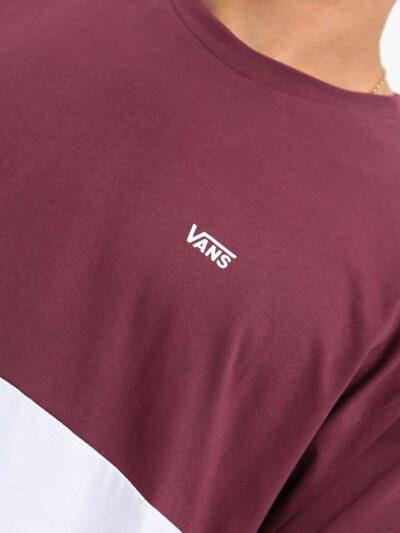 Vans Colour Block Tee port DETAIL
