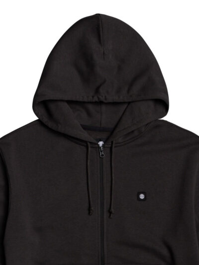 92 Zip Hood off black detail 2