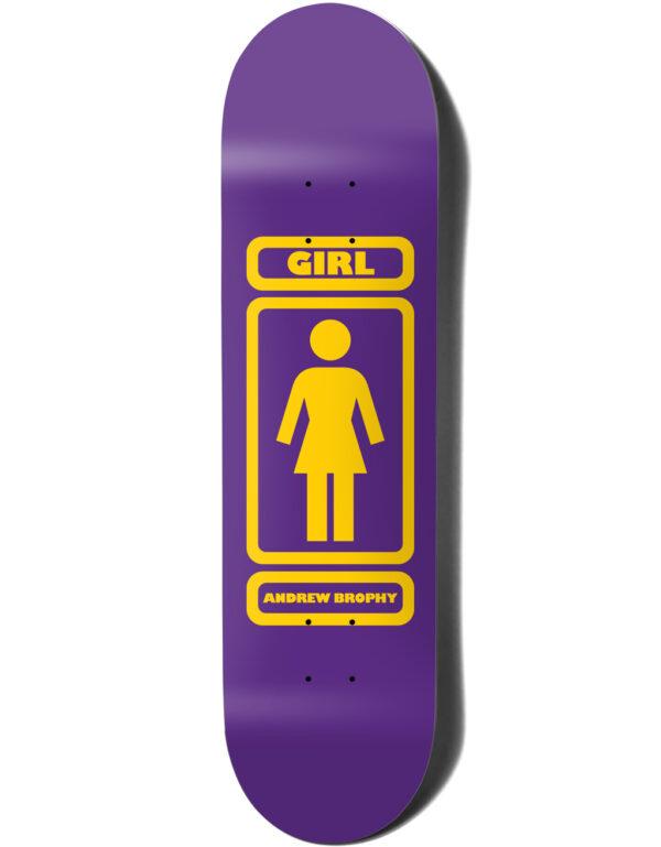 Girl Deck '93 Til Andrew Brophy