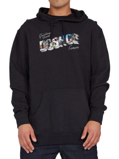 DC Shoes Blabac Greet Hoodie MODEL1