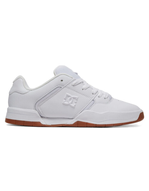DC Shoes Central white/gum 1