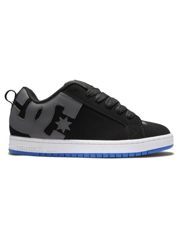 DC Shoes Court Graffik black blue 1