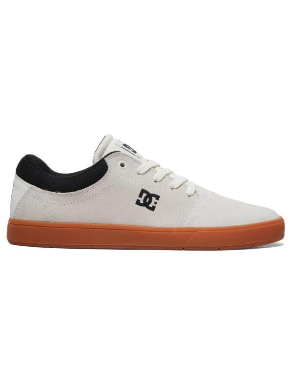 DC Shoes Crisis white/gum 1