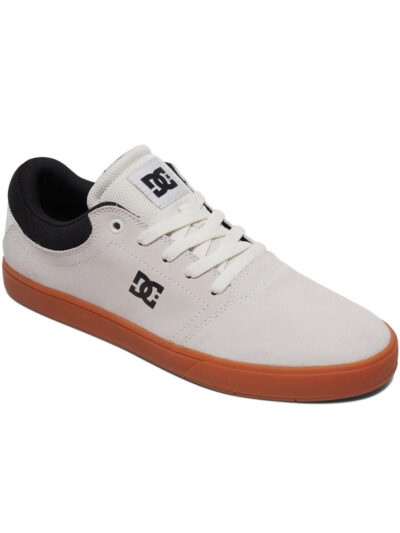 DC Shoes Crisis white/gum 2