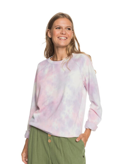 Deep Dive Crew Sweat orchid petal 4
