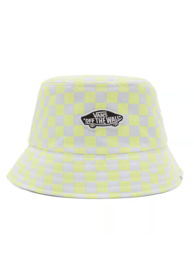Vans Girls Delux Hankley Bucket Hat sunny lime 1