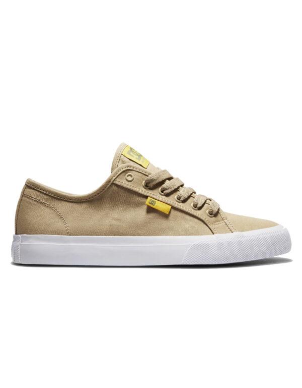 DC Shoes Manual VEGAN tan 1