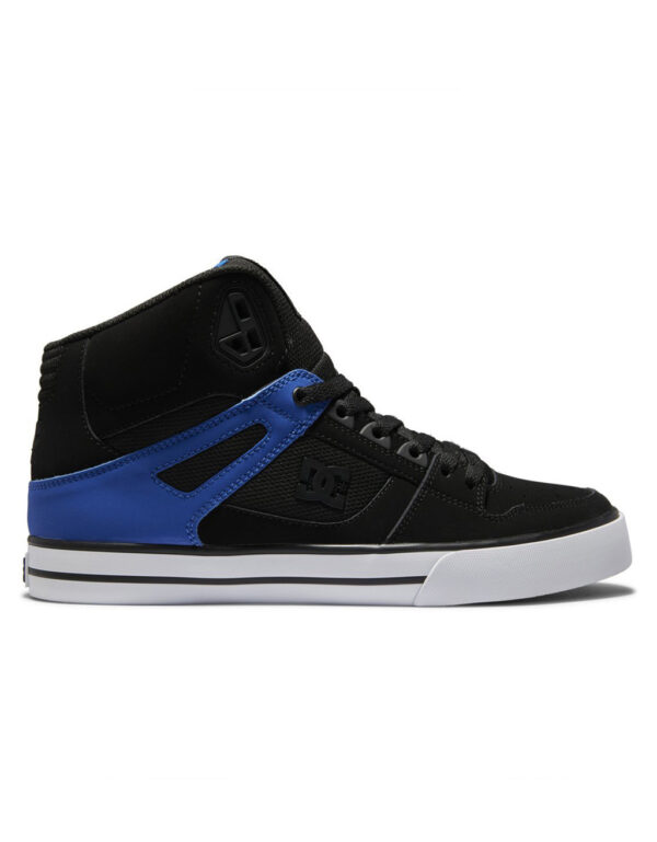 Pure Hi Top black/blue/white 1
