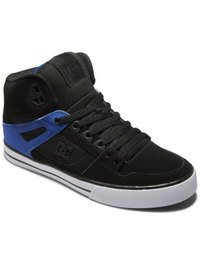 Pure Hi Top black/blue/white 2