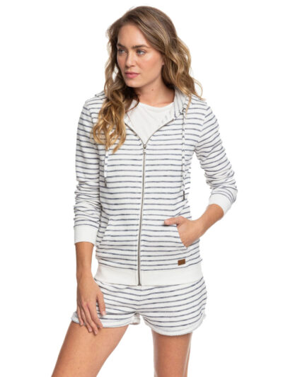 Roxy Trippin Zip Up Hood 3