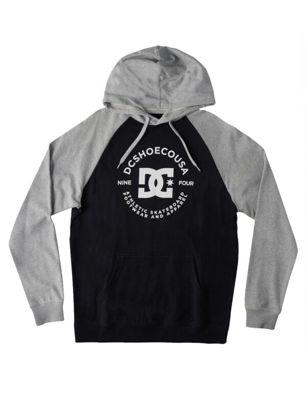 DC Shoes Star Pilot Raglan Hood 1
