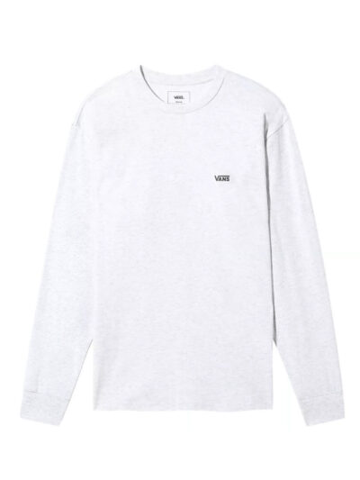 Vans LS Left Chest Hit Tee heather