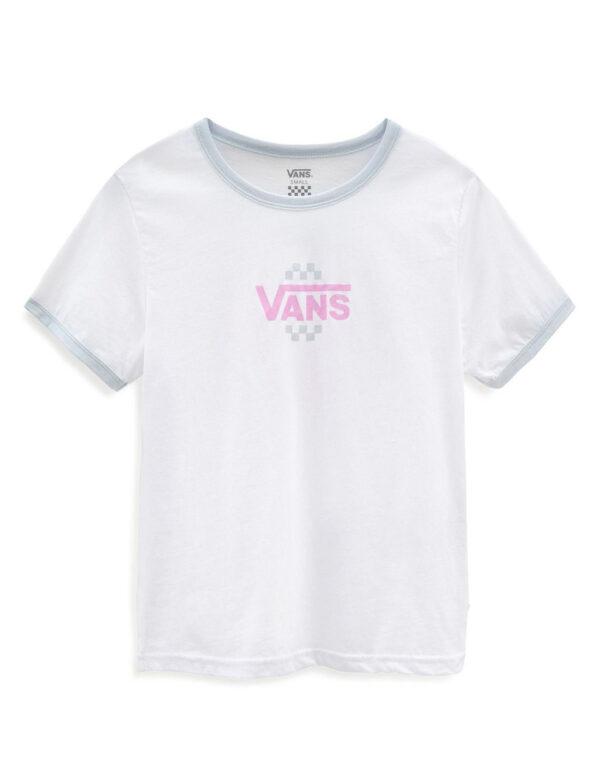 Vans Women Summer Schooler Tee white